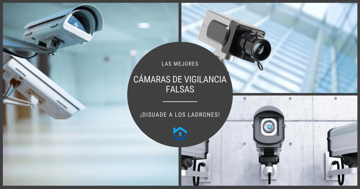 Camaras Vigilancia Falsas