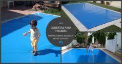 5 cubiertas para piscinas que debes conocer