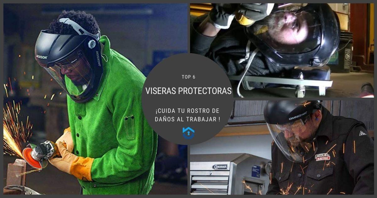 Top 6 Viseras Protectoras